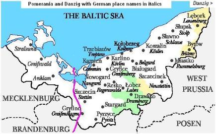 Genocide Against Germans and Expulsions: Pomerania and Danzig