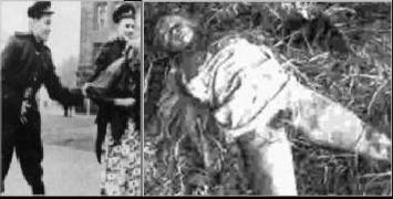 Soviet soldiers raped german females during xxx